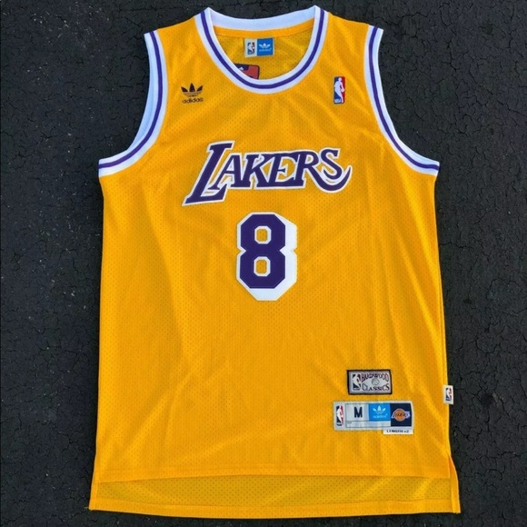 adidas Tops | Kobe Bryant Los Angeles Lakers Vintage Jersey | Poshmark